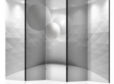 Paraván - Geometric Room II [Room Dividers]